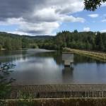 Meer van Aubusson Water overloop